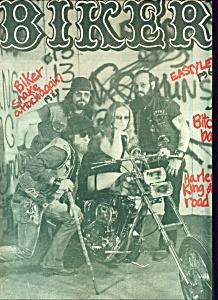 BIKER  - Motorcycle Newsmagazine -  April 10, 1977 (Image1)