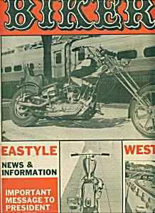 BIKER -  Bicycle magazine newspaper - Feb. 23, 1977 (Image1)