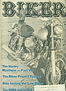 BIKERS - Magazine newspaper - Jan. 11,1978 (Image1)