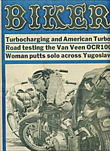 BIKER - Motorcycle magazine newspaper -  August 23,1978 (Image1)
