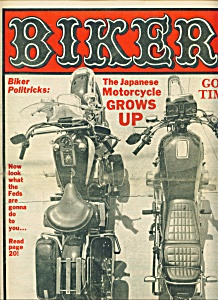 BIKERS - Motorcycle magazine newspaper - May 17, 1978 (Image1)