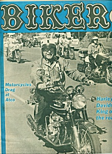 Biker - Motorcycle Magazine Newspaper - Oct. 19, 1977