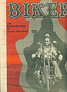 BIKERS - Motorcycle magazine newspaper - Nov. 2, 1977 (Image1)