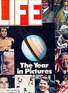 Life Magazine - January 1981 (Image1)