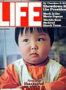 Life Magazine -  October 1980 (Image1)