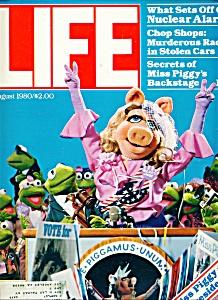 Life Magazine -  August 1980 (Image1)