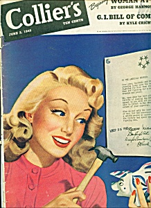 Collier's Magazine -  June 2, 1945 (Image1)