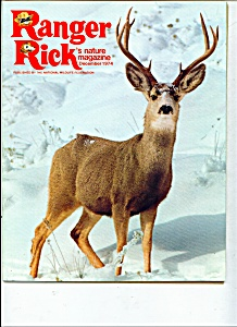 Ranger Rick's nature magazine -  December 1974 (Image1)