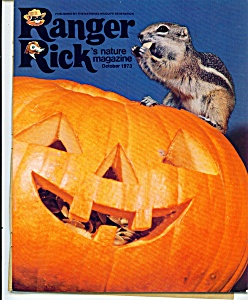 Ranger Rick's nature magazine  -  October 1973 (Image1)