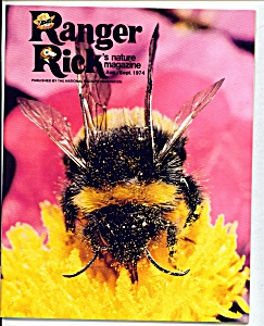 Ranger Rick's nature magazine Aug/Sept./1974 (Image1)