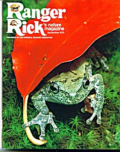 Ranger Rick's nature magazine- November 1975 (Image1)