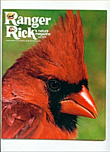 Ranger Rick's Nature Magazine - July 1975