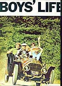 BOYS' LIFE magazine -  October 1966 (Image1)