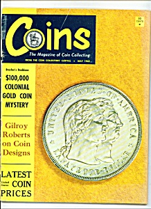 Coins magazine -  May 1968 (Image1)