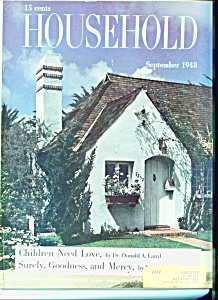 Household magazine - September 1948 (Image1)