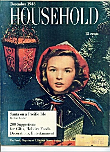 Household magazine - December 1948 (Image1)