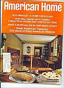 American home April 1970 (Image1)