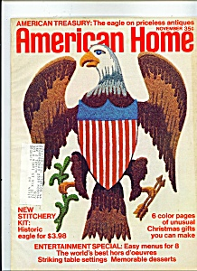 American home magazine - November 1970 (Image1)