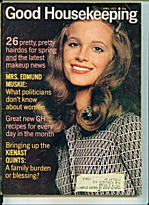 Good Housekeeping - April 1972 (Image1)