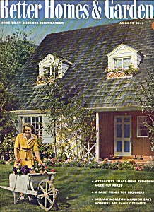 Better Homes & gardens - August 1942 (Image1)