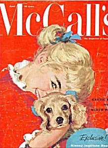 McCalls magazine-  April 1958 (Image1)