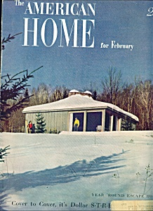 The American Home - February  1949 (Image1)