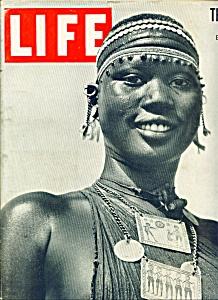 Life Magazine November  20, 1950 (Image1)