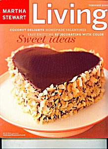 Martha Stewart Living magazine - February 2003 (Image1)