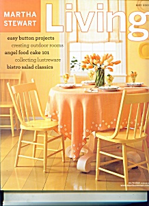 Martha Stewart Living magazine - May 2003 (Image1)