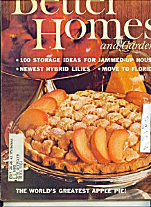Better Homes and gardens -October 1961 (Image1)