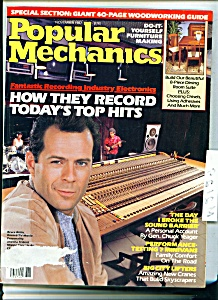 Popular Mechanics - November 1987 (Image1)