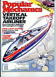 Popular Mechanics - September 1989 (Image1)