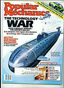 Popular Mechanics - April 1989 (Image1)