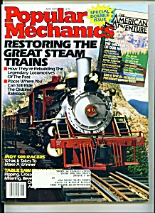 Popular Mechanics - May 1989 (Image1)