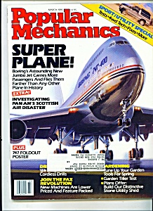 Popular Mechanics - March 1989 (Image1)