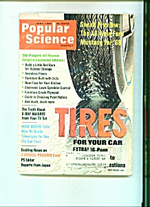 Popular Science - April 1968