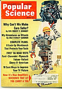 Popular Science - November 1965 (Image1)