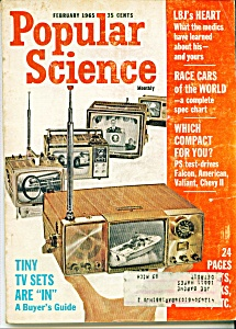 Popular Science -february 1965
