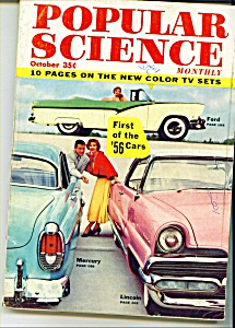 Popular Science - October 1955 (Image1)