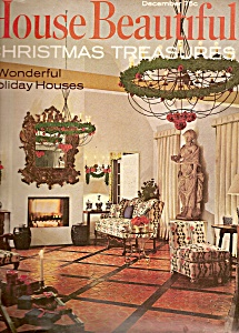 House Beautiful -  December 1967 (Image1)