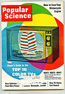Popular Science - February 1968