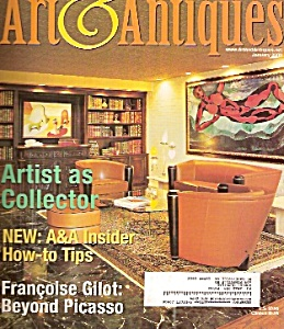 ART  &  ANTIQUES  magazine   January2003 (Image1)