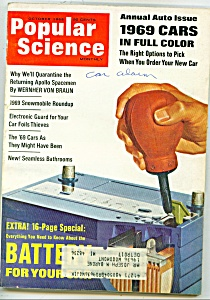 Popular Science - October 1968