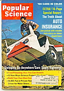 Popular Science - August 1968