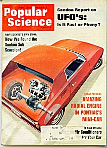 Popular Science - April 1969