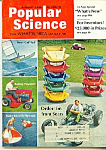 Popular Science - August 1969
