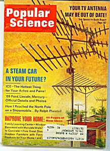 Popular Science September 1968 (Image1)