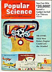 Popular Science - July 1969