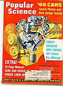 Popular Science - July 1968