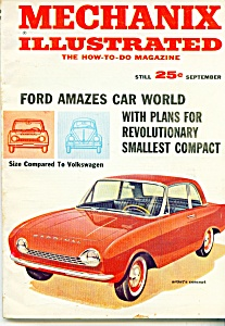 Science & Mechanics - September 1961